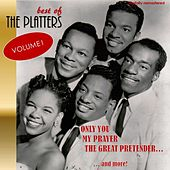 Best of the Platters, Vol. 1 (Digitally Remastered) by The Platters