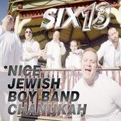 Nice Jewish Boy Band Chanukah Medley by Six13