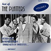Best of the Platters, Vol. 2 (Digitally Remastered) by The Platters