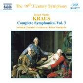 Complete Symphonies Vol. 3 by Joseph Martin Kraus