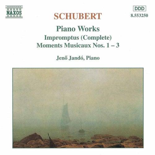 Impromptus / Moments Musicaux by Franz Schubert