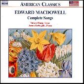 Complete Songs by Edward Macdowell