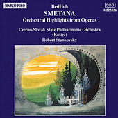 Orchestral Highlights from Operas by Bedrich Smetana