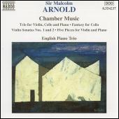 Chamber Music by Sir Malcolm Arnold