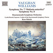 Symphonies Nos. 7 and 8 by Ralph Vaughan Williams