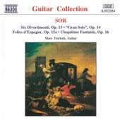 Guitar Music Opp. 13, 14, 15a-c and 16 by Fernando Sor