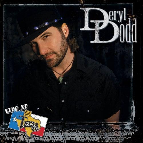 Live At Billy Bob's Texas by Deryl Dodd