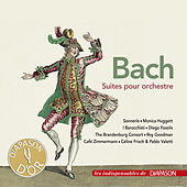 Bach: Les 4 suites pour orchestre (Les indispensables de Diapason) by Various Artists