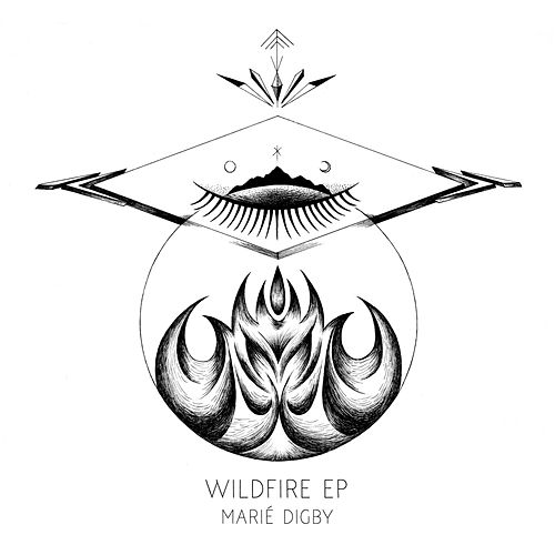 Wildfire - EP by Marie Digby