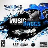 Music Drugs von Young Sagg