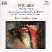 Preludes Vol. 2 by Alexander Scriabin