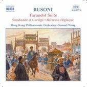 Turandot Suite by Ferrucio Busoni