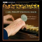 C.P.E. Bach: Sonaten für Kenner und Liebhaber von Jean Goverts