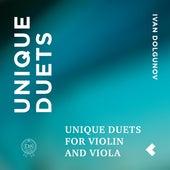 Unique Duets for Violin and Viola by Ivan Dolgunov