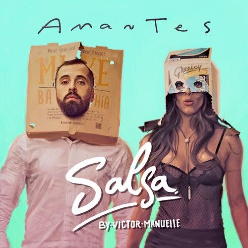 Amantes (Versión Salsa) de Greeicy