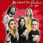 All I Want for Christmas Is You by Clarissa Noronha