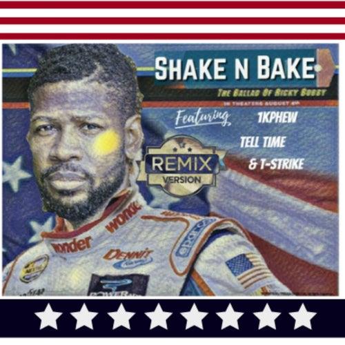 Shake n Bake (Remix) [feat. 1kPhew, Tell Time & T-Strike] by 20
