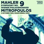 Mahler: Symphony No. 9 – Mitropoulos, Wiener Philharmoniker (Toblach Ausgabe) by Dimitri Mitropoulos