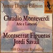 Claudio Monteverdi: Arie E Lamenti by Jordi Savall