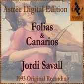 Folias & Canarios von Jordi Savall