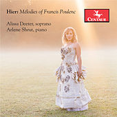 Mélodies of Francis Poulenc by Alissa Deeter