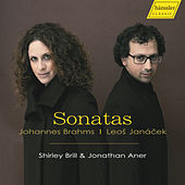 Brahms & Janáček: Sonatas de Brillaner Duo