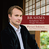 Brahms: Symphony No. 1 & Tragic Overture by Japan Philharmonic Orchestra