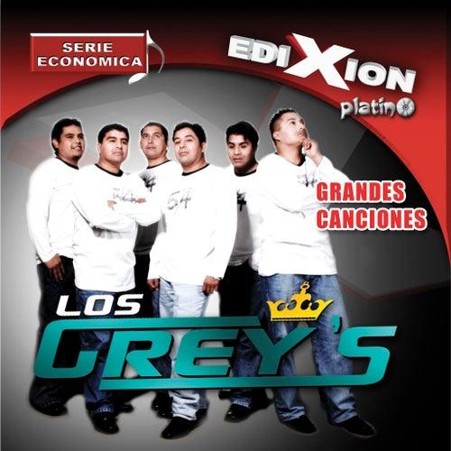 Grandes Caniones by Los Grey's