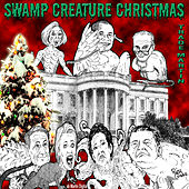 Swamp Creature Christmas by Trade Martin