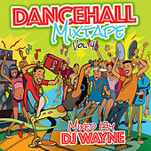 Dancehall Mix Tape, Vol.4 von Various Artists