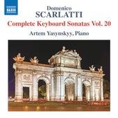 Scarlatti: Complete Keyboard Sonatas, Vol. 20 by Artem Yasynskyy