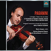 Paganini: Violin Works by Various Artists