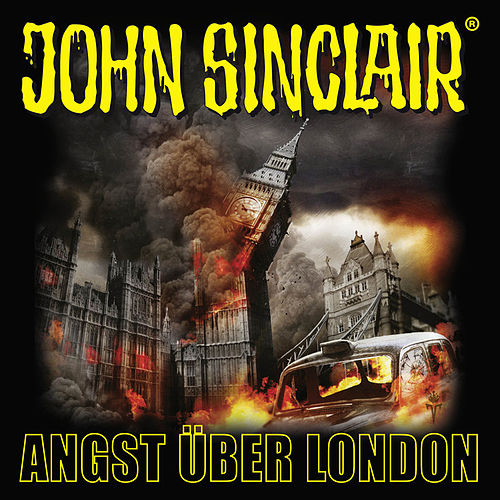 Sonderedition 3: Angst über London von John Sinclair