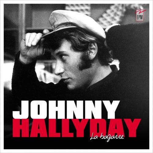 La bagarre de Johnny Hallyday