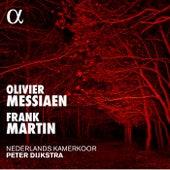 Messiaen, Martin, Villette & de Leeuw by Peter Dijkstra