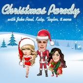 Christmas Parody (feat. Jake Paul, Taylor & Katy) by Screen Team