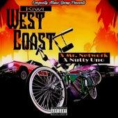 West Coast (feat. Nutty Uno & Mr. Network) by Kiwi
