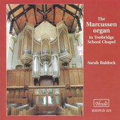 The Marcussen Organ in Tonbridge School Chapel by Sarah Baldock