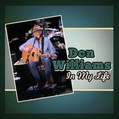 In My Life von Don Williams