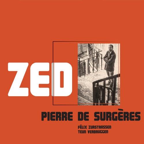 Zed by Pierre De Surgères