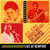 Big Mama Thornton, B.B King & Muddy Waters: Live at Newport by Various Artists