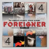 The Complete Atlantic Studio Albums 1977-1991 by Foreigner