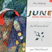 Pyotr Tchaikovsky: The Seasons, Op. 37b: VI. June: Barcarolle (Live) by Vadim Chaimovich