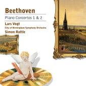 Beethoven Piano Concertos Nos 1 & 2 de Lars Vogt