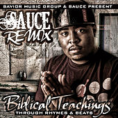 Biblical Teachings Through Rhymes & Beats by Sauce Remix