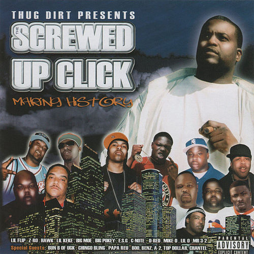 Making History by Screwed Up Click