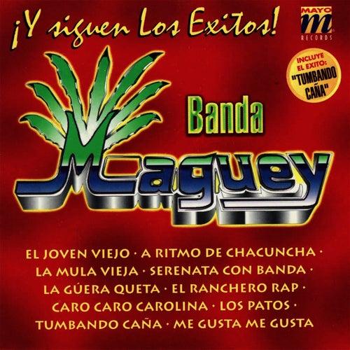 Y Siguen Los Exitos by Banda Maguey