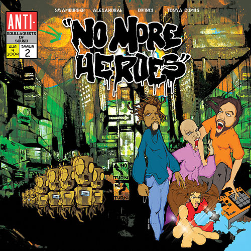 No More Heroes by Solillaquists of Sound