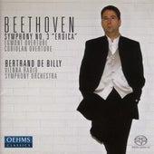 BEETHOVEN, L. van: Symphony No. 3 / Egmont / Overture to Collin's Coriolan (Vienna Radio Symphony, Billy) by Bertrand De Billy
