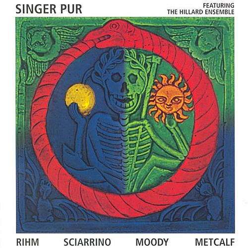 RIHM / SCIARRINO / MOODY / METCALF: Choral Works by Various Artists